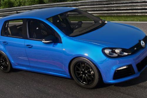 Volkswagen Golf MK6 (5 Door) [Add-On | LODs | Template]