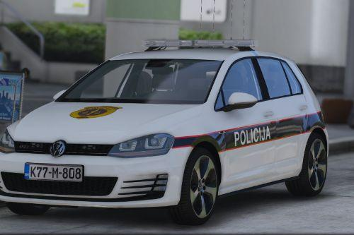 VW Golf VII - MUP KS (PU Ilidža)