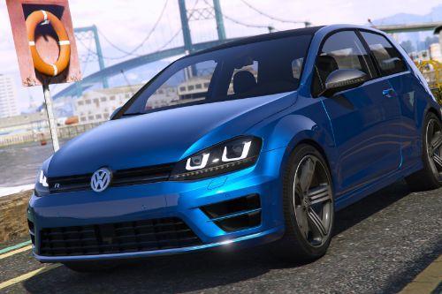 Volkswagen Golf VII R 2017