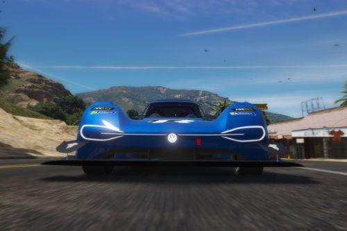 Volkswagen I.D.R Realistic Handling and Top Speed