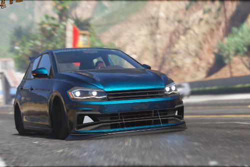 Volkswagen Polo 2018 [Addon]