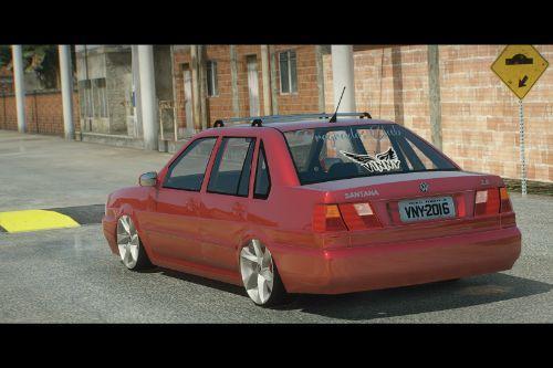 Volkswagen Santana 2000 [Replace]