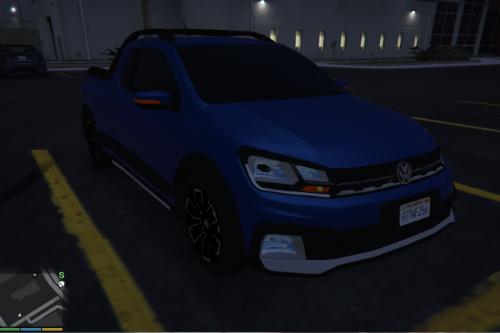 Volkswagen Saveiro Cross G7 2018