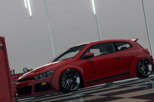 Volkswagen Scirocco Widebody [Add-On / Replace]