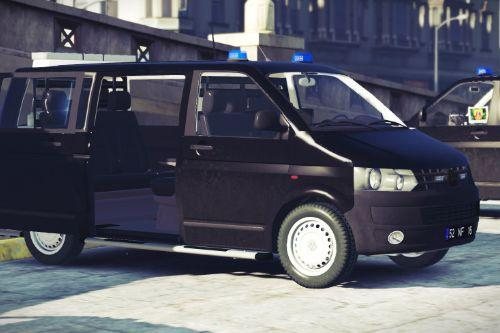 Volkswagen T5 Jandarma Special Edition