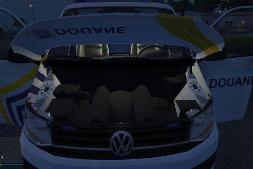 Volkswagen T6 Belgian Douane [ELS]