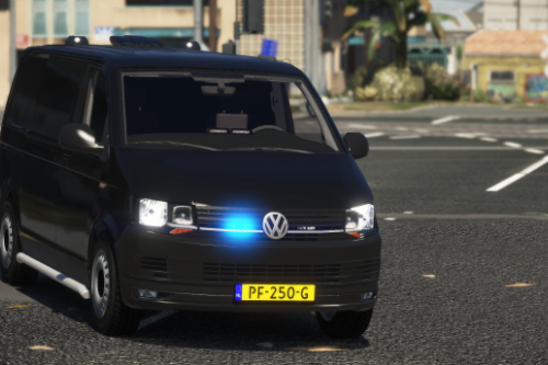 Volkswagen T6 K9 Unit [HQ/Replace]