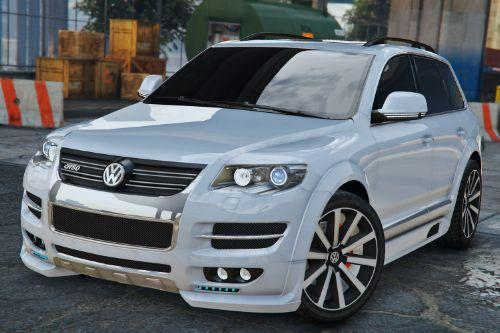Volkswagen Touareg 2008 R50 [Add-On / Replace | Tuning]