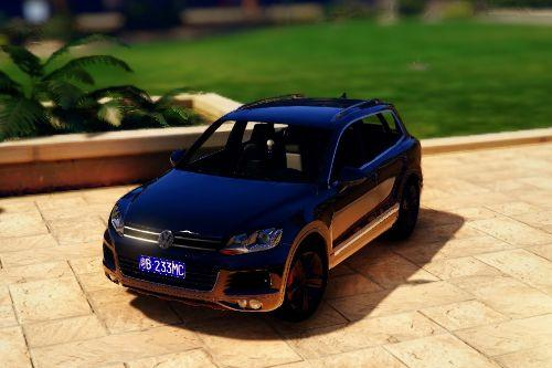 Volkswagen Touareg Hybrid 2011 [Add-On | Tuning]
