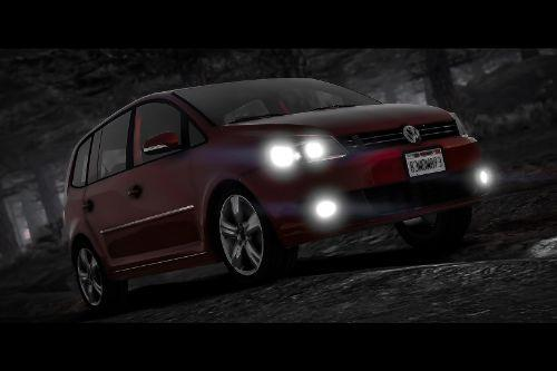 Volkswagen Touran 2012 [Add-On / Replace]