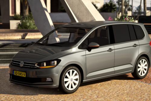 Volkswagen Touran 2016 [UNLOCKED]