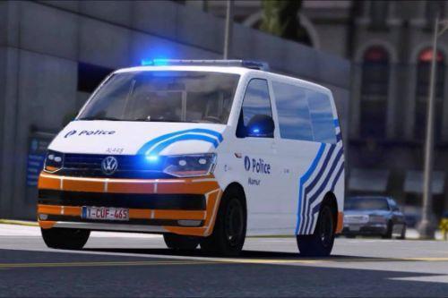 I ELS I Volkswagen Transporter T6 Belgique | Locale Police Namur