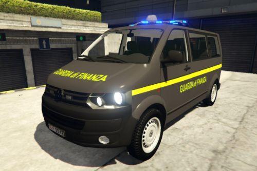 Volkswagen Transporter T6 Guardia di finanza [ELS]