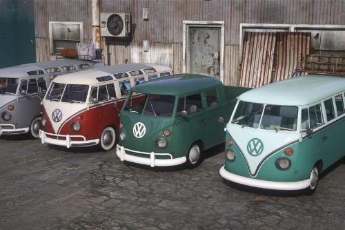Volkswagen Type 2 Pack [Add-On | LODs]