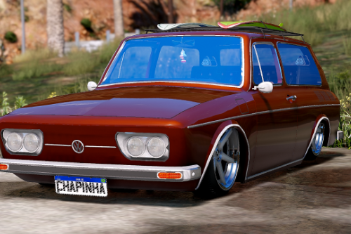 Volkswagen Variant 1972 [Add-On | FiveM]