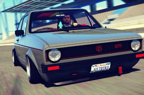 Volkswagen Golf Mk1 ''Rabbit'' [ADDON/REPLACE]