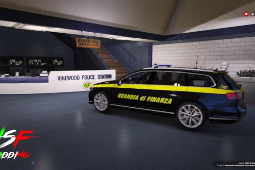 Volskwagen Passat | Guardia di Finanza (Paintjob)