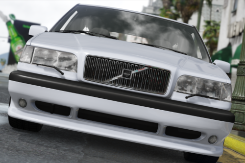 Volvo 850R [Add-On | Replace]
