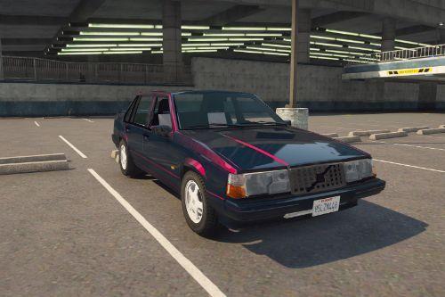 Volvo 940 [Add-On]