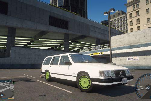 Volvo 940 STV [Add-On]