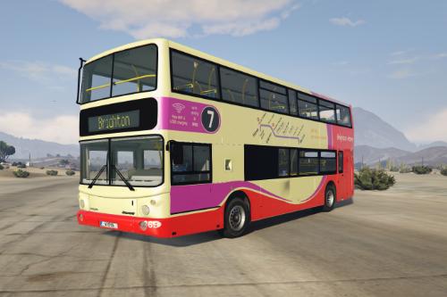 Volvo Alexander ALX400 Brighton & Hove Bus