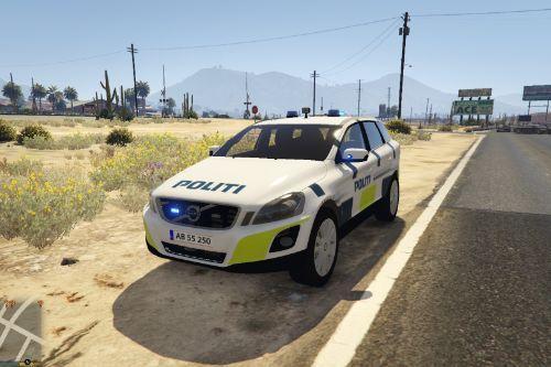Volvo CX60 Danish Police