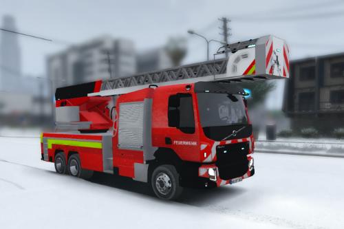 Volvo DLK Feuerwehr | Skin | ELS