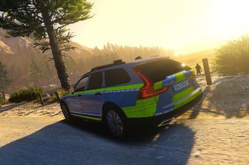 Volvo V90 CC - Landespolizei Schleswig-Holstein