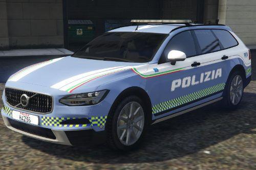 Volvo V90 - Polizia Stradale