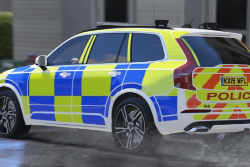 Volvo XC90 Demonstrator Vehicle [Skin]