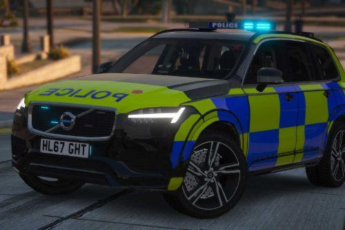Volvo XC90 R Design ARV [British] [Generic] [Fictional]