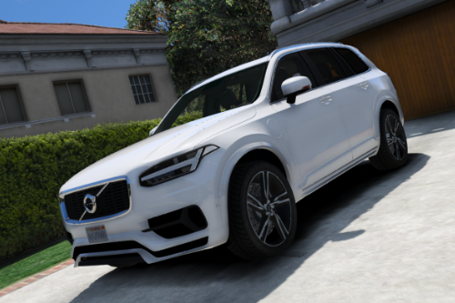 Volvo XC90 T8 [Add-On / FiveM]