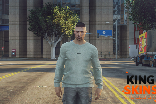 VPMerch Hoodie (Victor Perez Merch) for MP Male [SP/FiveM]