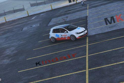 VW Golf 6 MK6 Kindair Style [Livery]