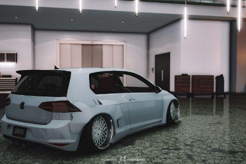 Vw Golf GTI PANDEM mk7
