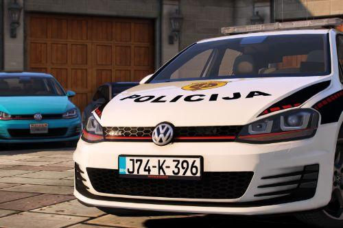 VW Golf Mk7 | MUP KS