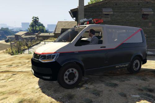 VW T6 ABT / D A - Team ABT [Paintjob]