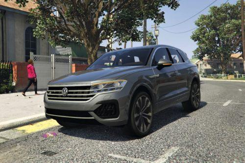 2019 VW Touareg R-Line [Add-On | FiveM]