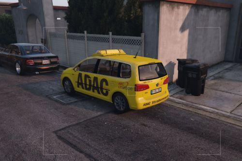 VW Touran ADAC ELS