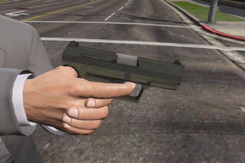 Walther P99 [Animated]