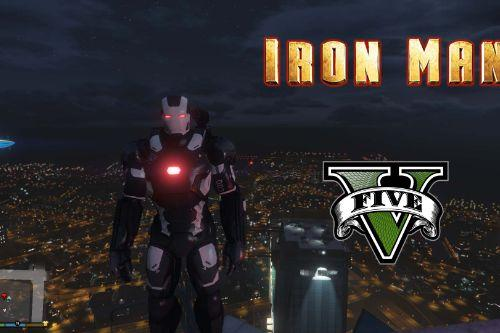 War Machine Mark III Civil War [Add-On Ped]