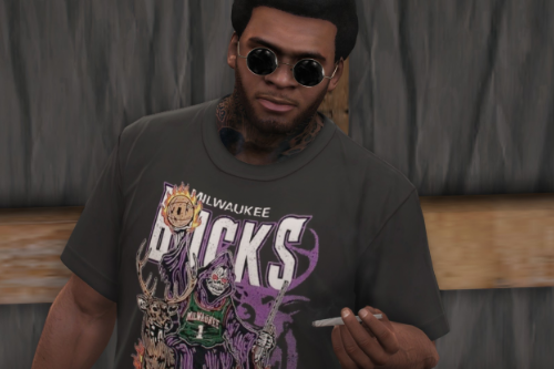 Warren Lotas Bucks Tee