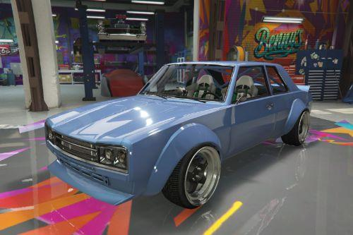 Warrener RS 2DR [Add-On / Replace]