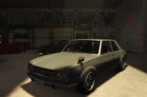 Vulcar Warrener Coupe [Add-On / Replace | Tuning]