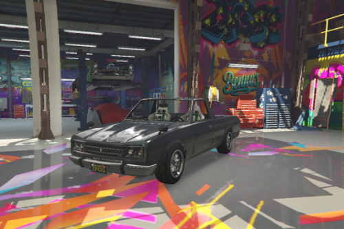 Warrener Ute [Add-On / Replace | Tuning]