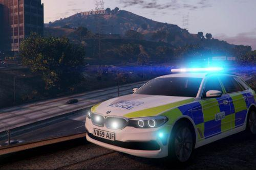 Warwickshire Police BMW 5 Series G31