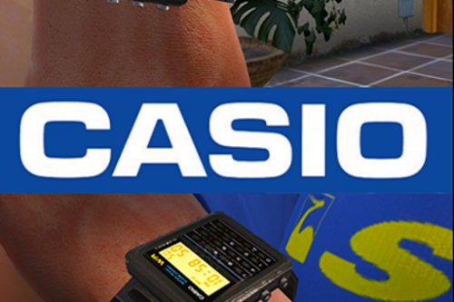 Watch Casio for Franklin[TH]