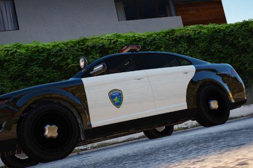 Watch Dogs 2 - SFPD Cruiser