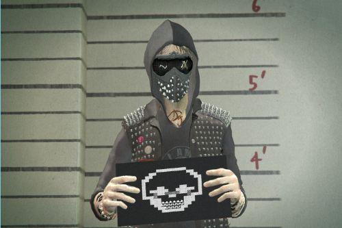 Watch Dogs 2: Wrench [ADDON/REPLACE]