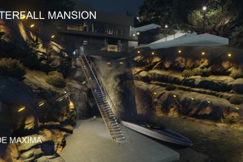 Waterfall Mansion [Menyoo]